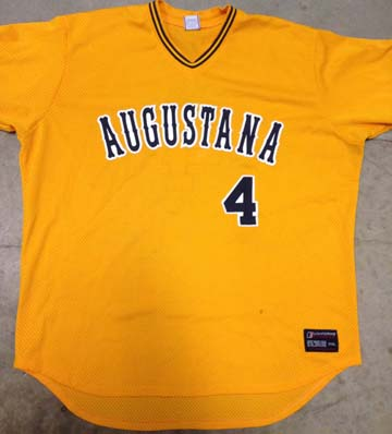 timeless design 5ab66 67c6d Augustana Baseball Jerseys (White, Gold, Navy, and Grey)